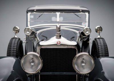 1928 Minerva AF Transformable Town Car