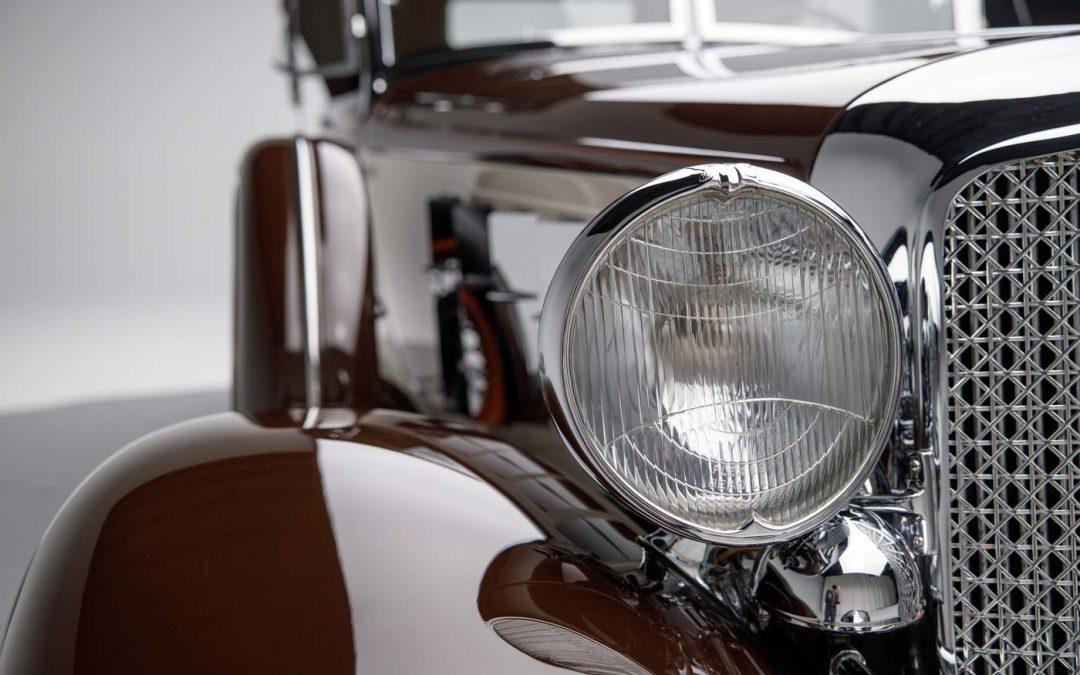 1933 Chrysler Imperial LeBaron
