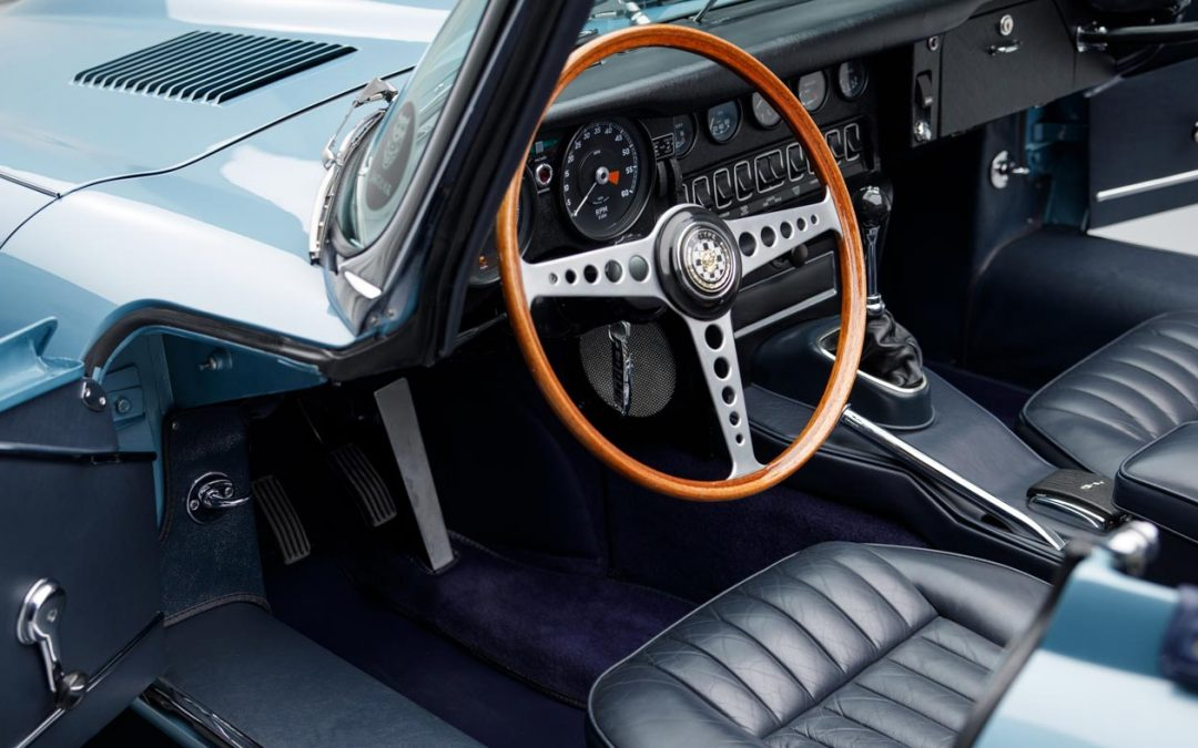1968 Jaguar XK-E Roadster