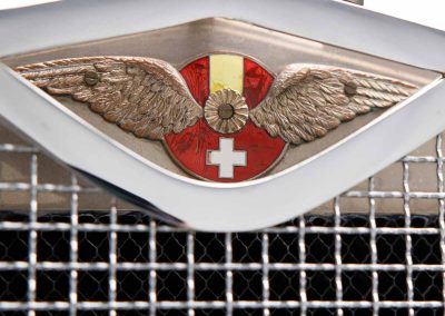 1929 Hispano-Suiza H6B Hibbard & Darrin