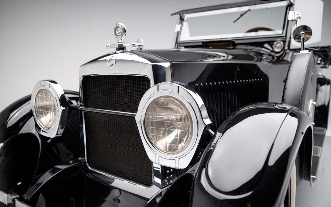 1923 Studebaker Big Six Speedster