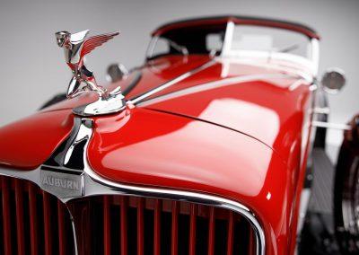1932 Auburn 8-100A Boattail Speedster