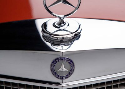 1972 Mercedes-Benz 600 SWB