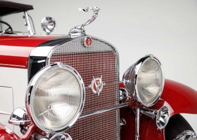 1931 Cadillac 355A Dual-Cowl Fleetwood Phaeton