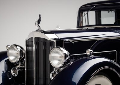 1934 Packard Eight 1100 Series Sedan