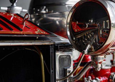 1925 Ahrens-Fox Firetruck