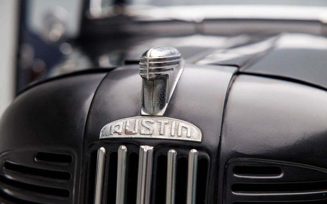 1955 Austin FX3 London Cab