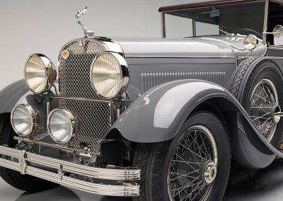 1928 Hudson Model O Convertible Sedan