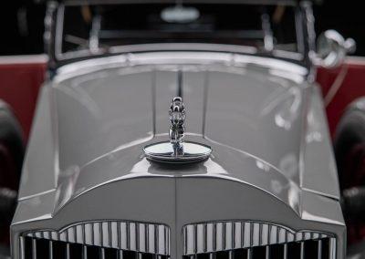 1935 Packard 1201 Dual Cowl Sport Phaeton