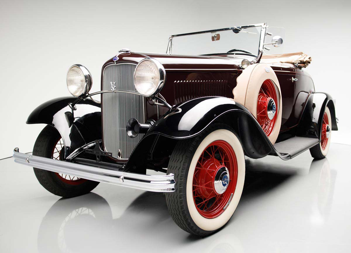 1932 Ford Model 18 Roadster - The JBS Collection Blog