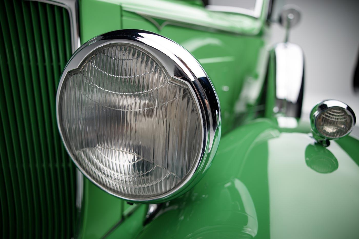 1932 Packard Light Eight - The JBS Collection Blog