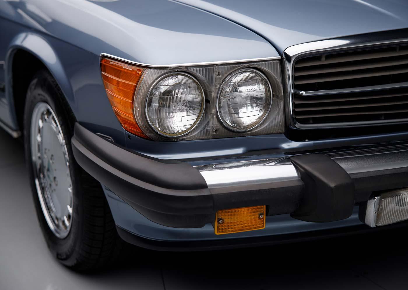 1986 Mercedes 560 SL - The JBS Collection Blog