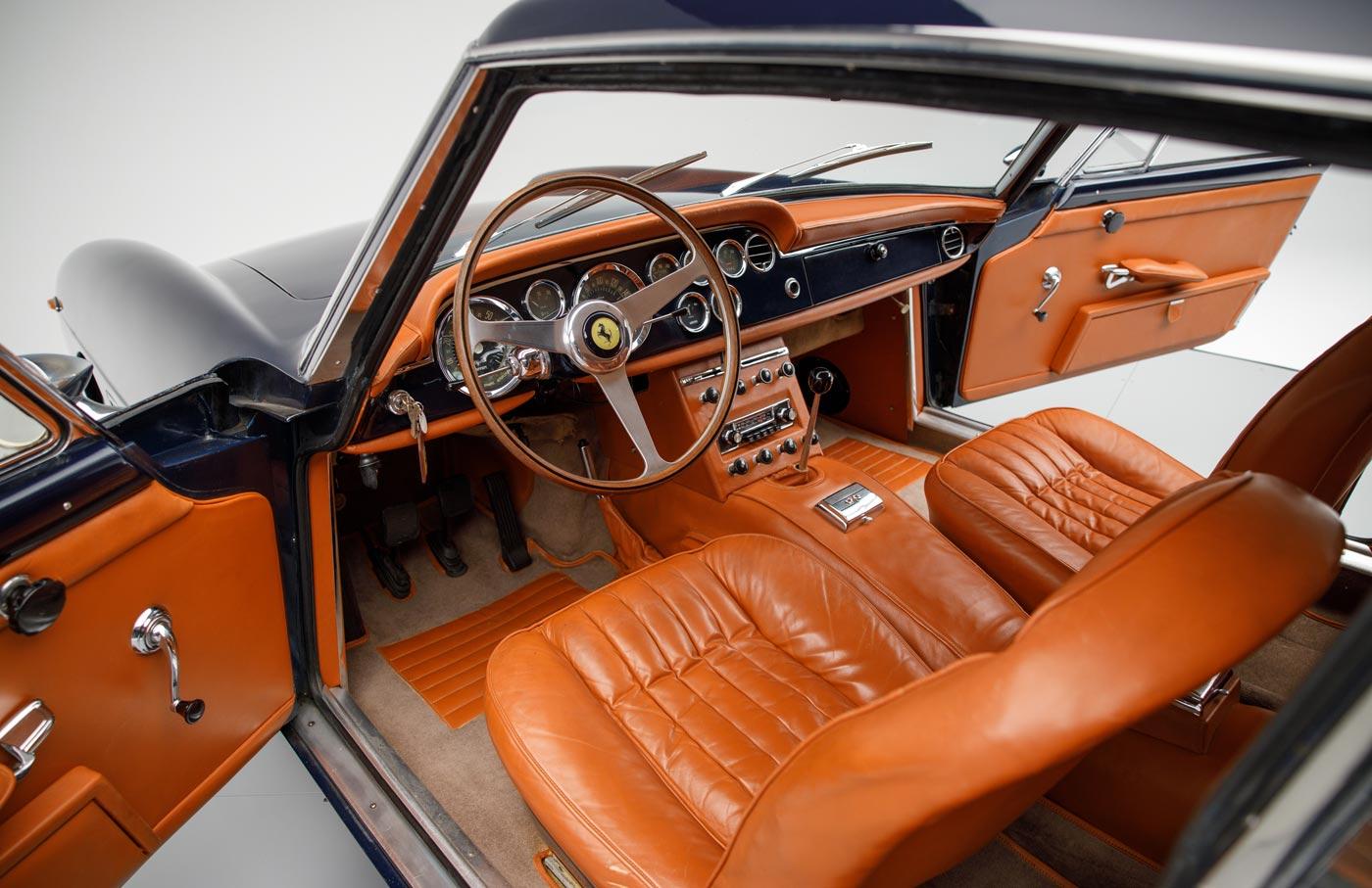 1963 Ferrari GTE - The JBS Collection Blog