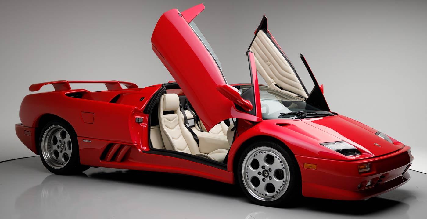 1999 Lamborghini Diablo VT - The JBS Collection Blog