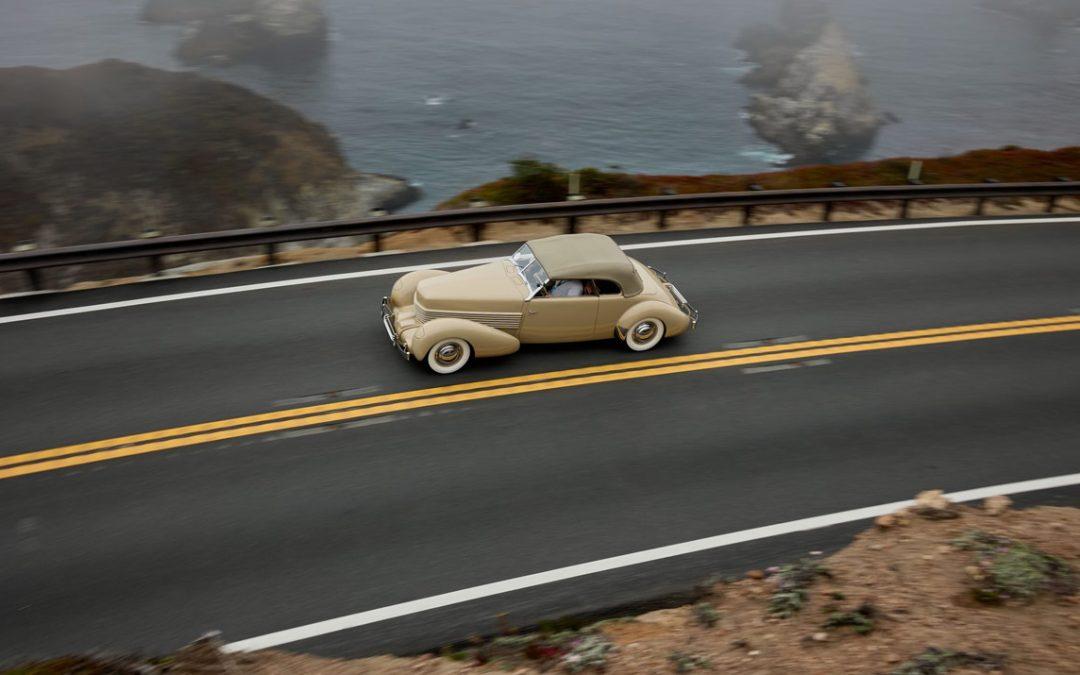 1937 Cord 812 Phaeton Convertible - The JBS Collection
